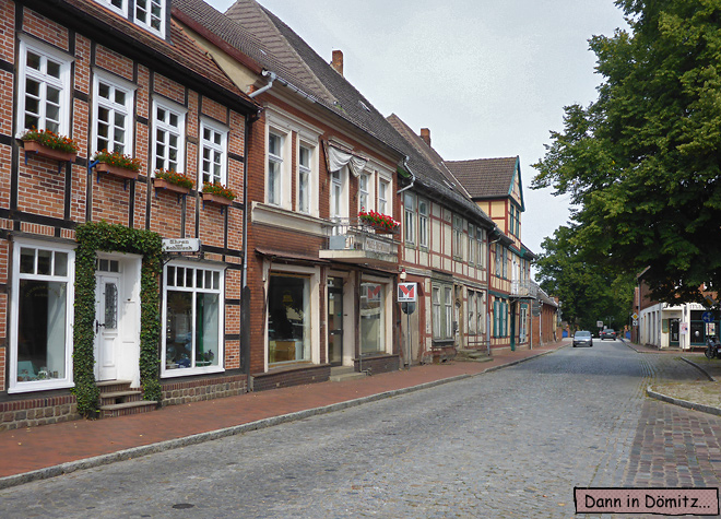 Dorfstraße Dömitz