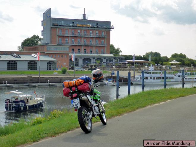Elbe-Seitenkanal Dömitz