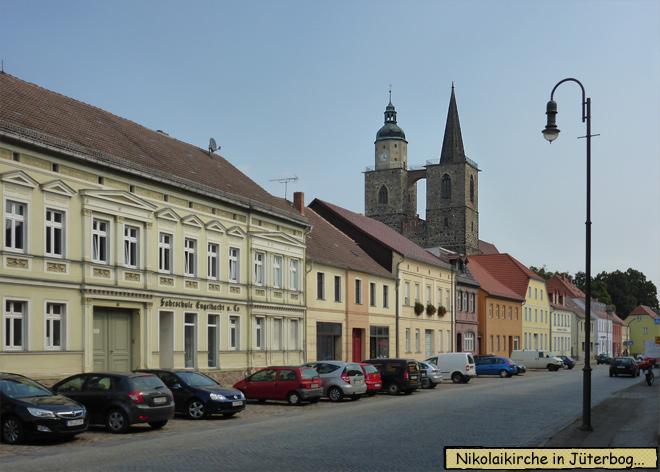 Jüterbog Nikolaikirche