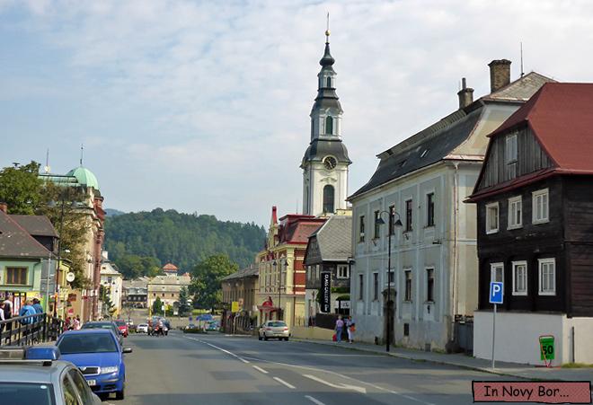 Novy Bor Tschechien
