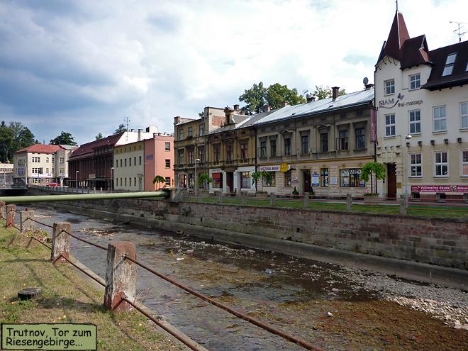Trutnov Tschechien Riesengebirge