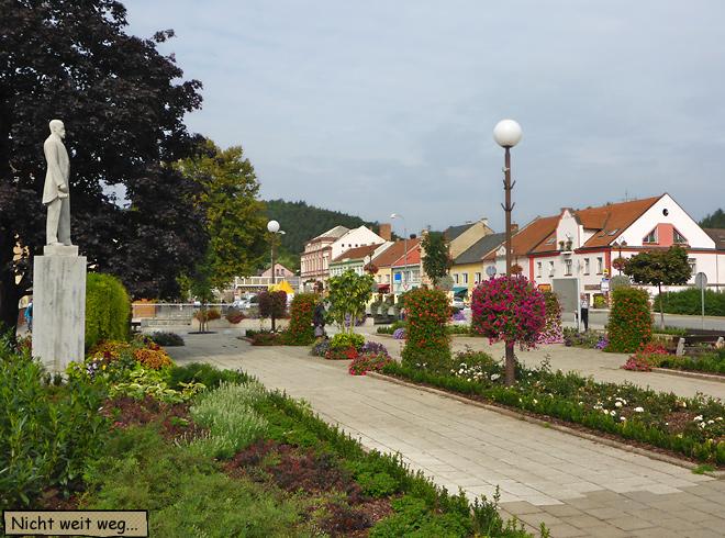 Stadt in Tschechien