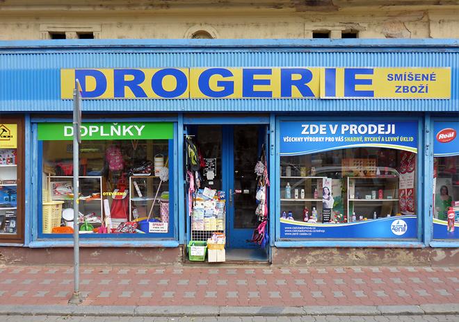 Drogerie in Tschechien