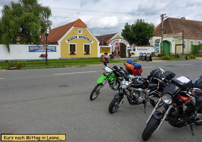 Lesna Motorradmuseum