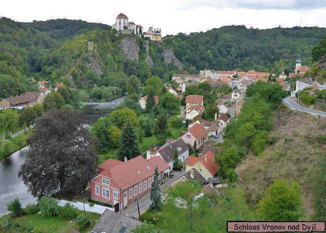 Schloss Burg Vranov nad Dyjí