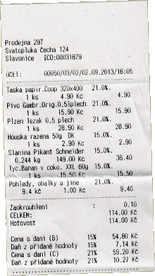 Lebensmittelpreise Tschechien