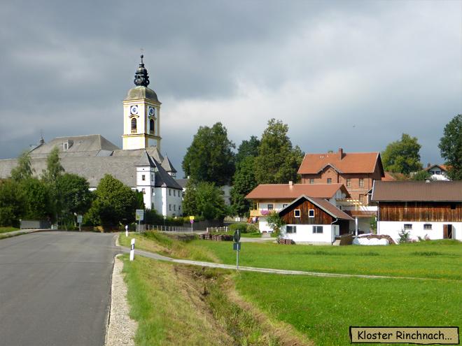 Bayern Kloster Rinchnach