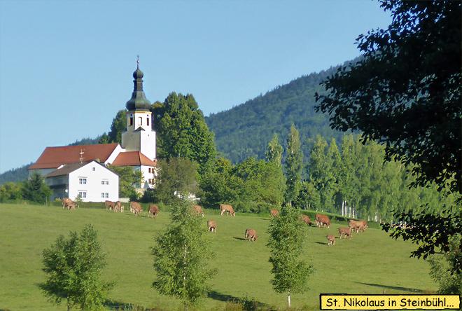St. Nikolaus in Steinbühl Kirche