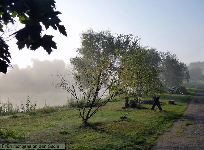Saale Camping Kloschwitz