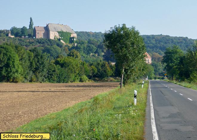Schloss Friedeburg Saale