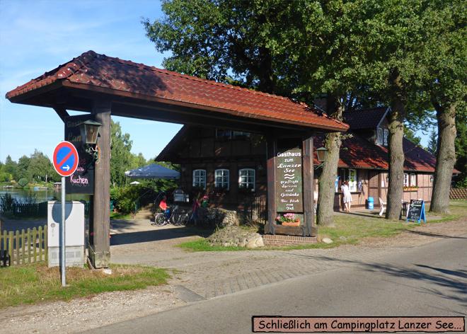 Gasthaus Camping Lanzer See