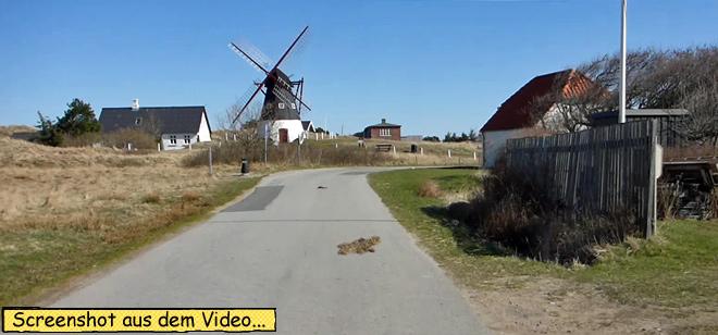 Mandø Windmühle