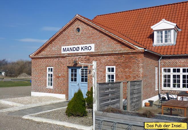 Mandø Kro Gasthaus