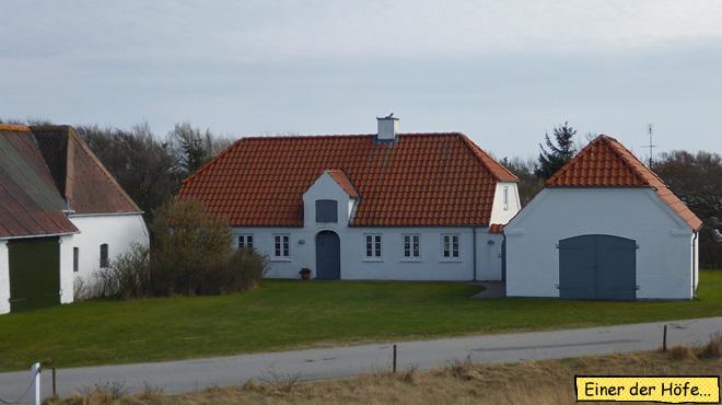 Mandø Bauernhaus