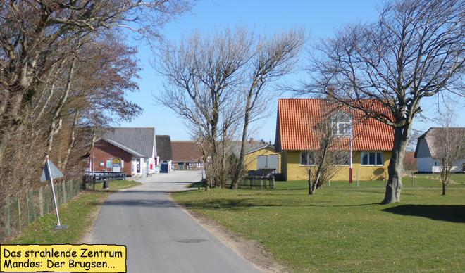 Mandø Zentrum Brugsen