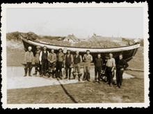 Altes Mandø Rettungsboot