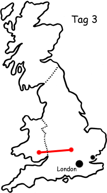 Route England 2012