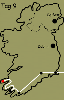 Route Irland 2012