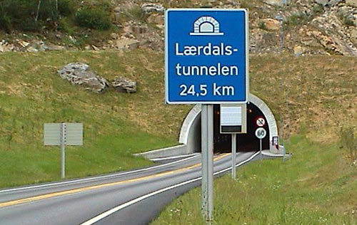 längste tunnel europa