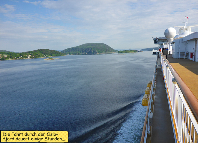 Color Line Oslofjord
