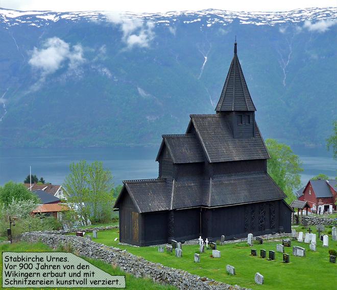 Ornes Urnes Stabkirche