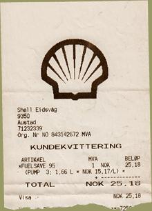 Shell Eidsvag