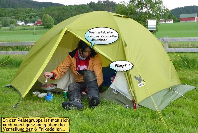 Gaskocher Zelt Camping