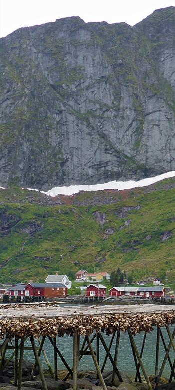 Lofoten Dorf