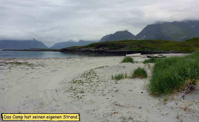 Fredvang Lofoten Strand