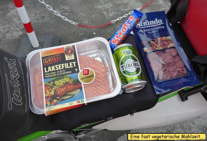 Lachs kaufen in Norwegen