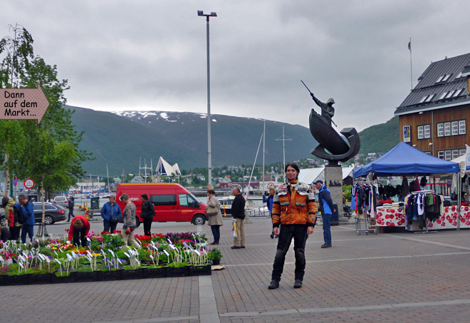 Tromsø Marktplatz