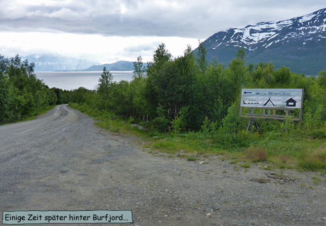 Arctic Fjord Camp E6