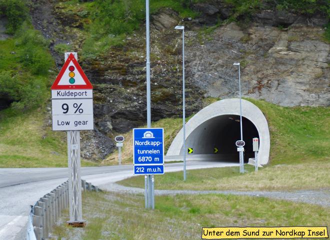 Nordkap Tunnel
