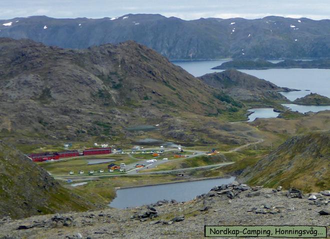 Nordkap Camping Honningsvåg