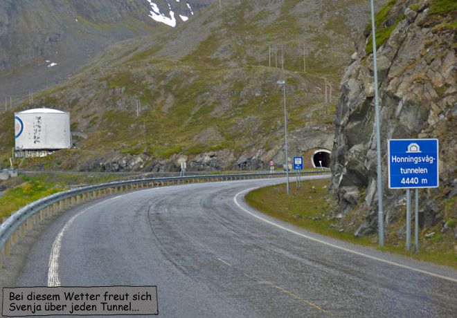Honningsvåg Tunnel