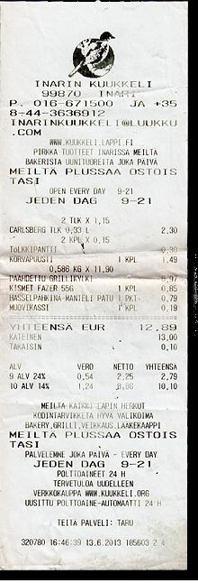 Inari Supermarkt
