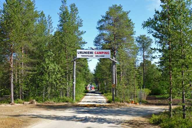 Uruniemi Camping