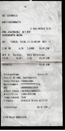 Finnland Benzinpreis
