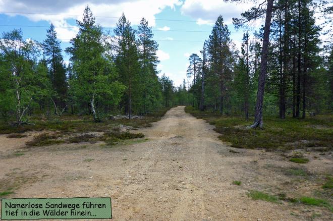 Sandwege Finnland