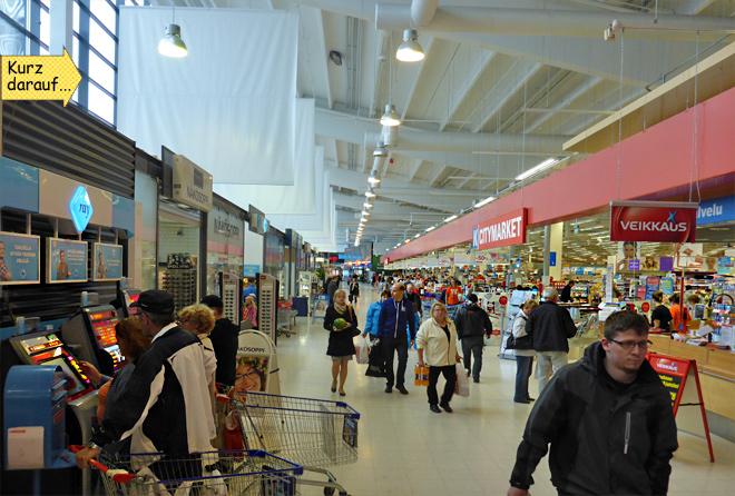 City Market Oulu