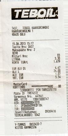 benzinpreis finnland