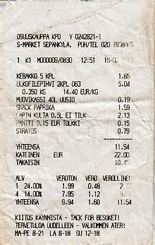 Finnland Benzin