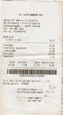 Finnland Supermarkt Preise