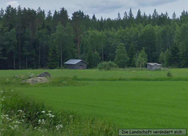 Finnland Kulturlandschaft
