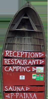 Pyhäranta Camping FInnland