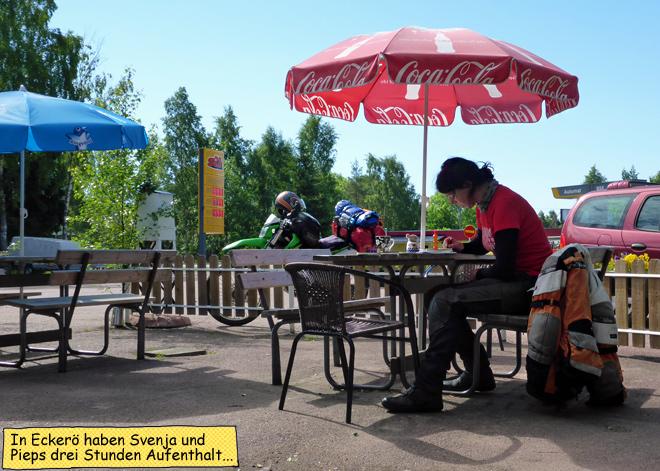 Café in Eckerö
