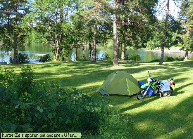 Silvköparens Camping