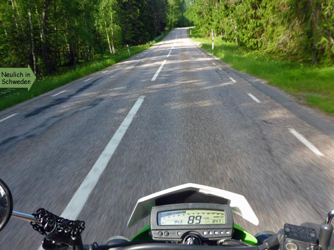 Motorrad Landstraße Enduro
