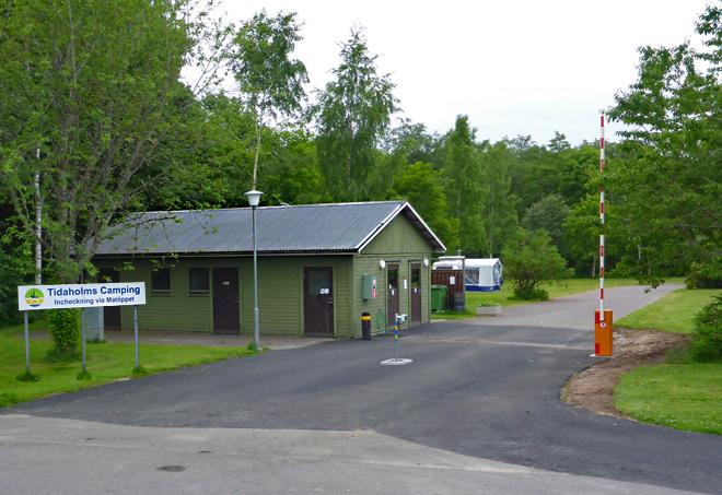 Tidaholm Camping