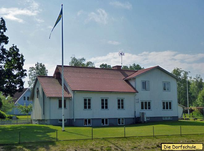 Dorfschule Schweden